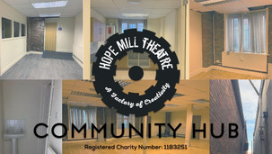 Hope Mill launches community space and youth theatre school