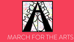 Liverpool March for the Arts  protest