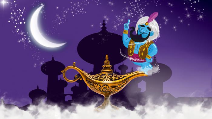 Aladdin – put back a year