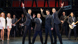 New UK tour for Jersey Boys