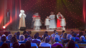 Audiences for panto could be thinner this year