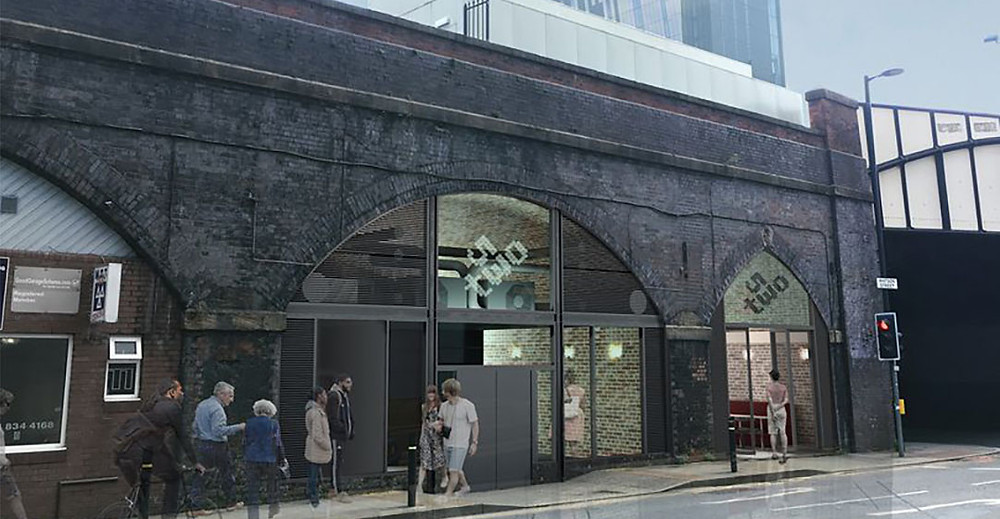 Artist's impression of the finished 53Two centre. Pic: 53Two