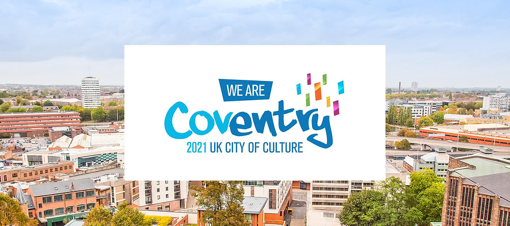 This year's Coventry City of Culture poster