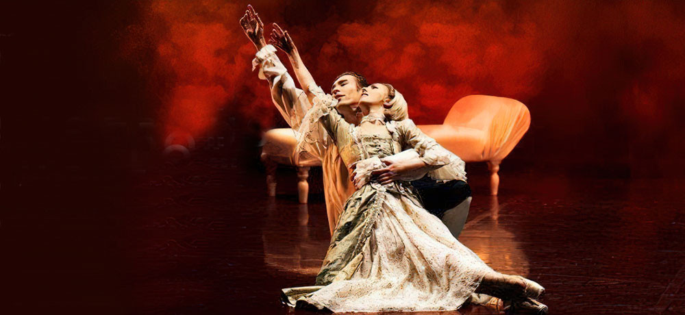Dangerous Liaisons - Northern Ballet returns to The Lowry, Salford