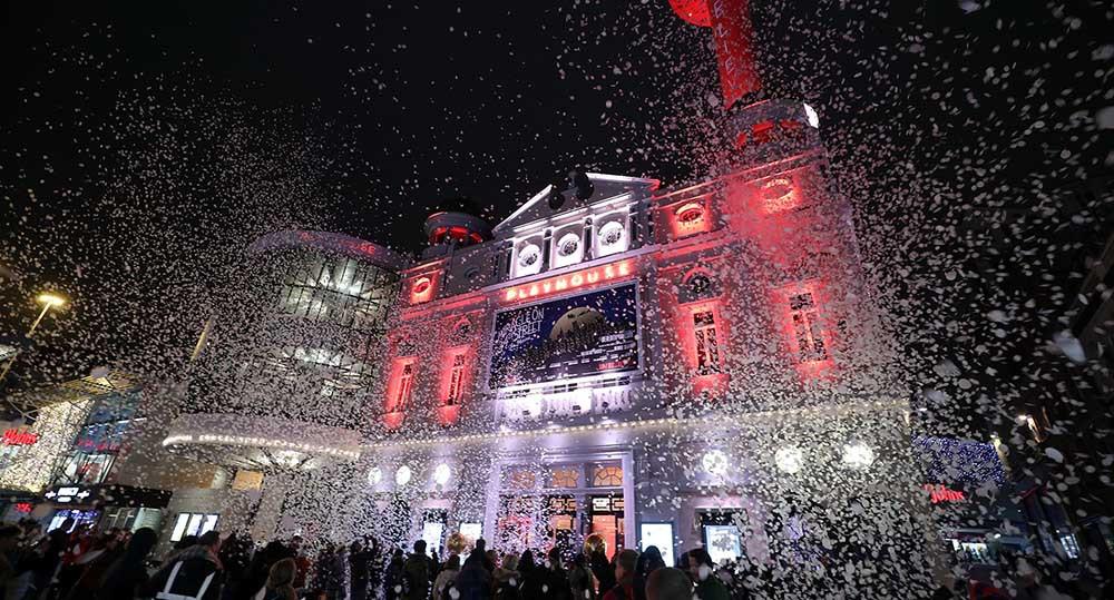 Liverpool Playhouse at Christmas
