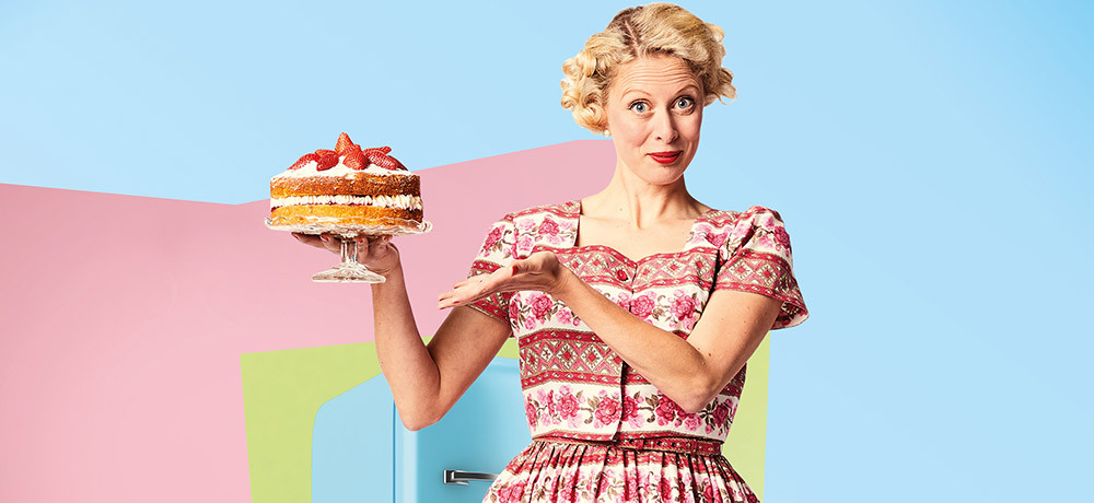 Home, I'm Darling opens the Octagon's first full season in its newly-rebuilt theatre