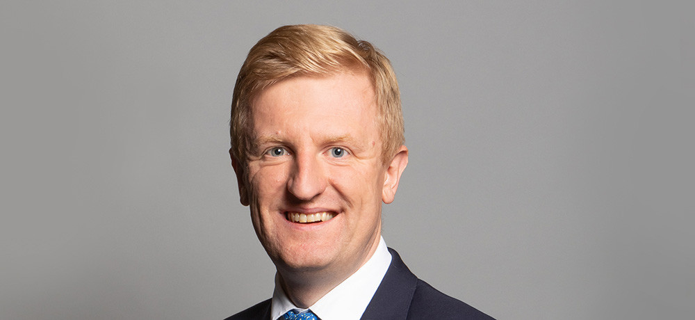 Culture minister Oliver Dowden