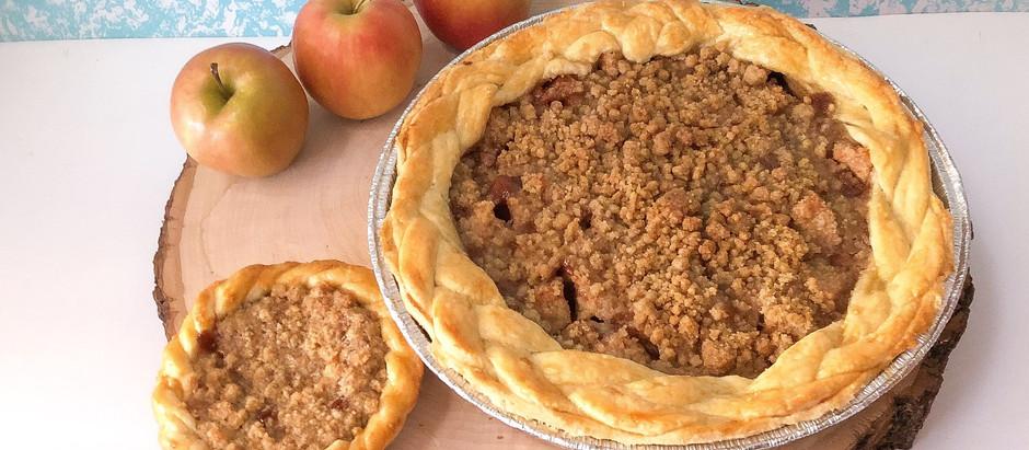 My Super Top Secret Apple Pie Recipe
