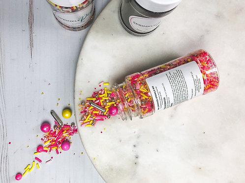 Pink Lemonade Sprinkle POP Sprinkles 4oz