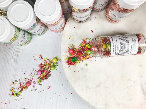 Strawberry Shortcake Sprinkle POP Sprinkles 4oz