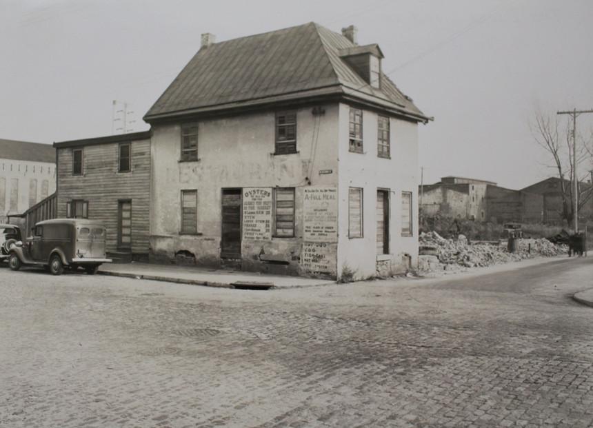 David Lloyd House. Chester, 1938