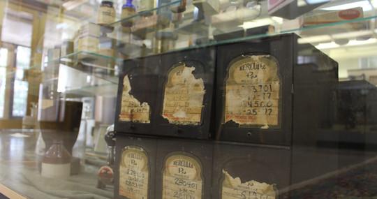 Prescriptions filing case