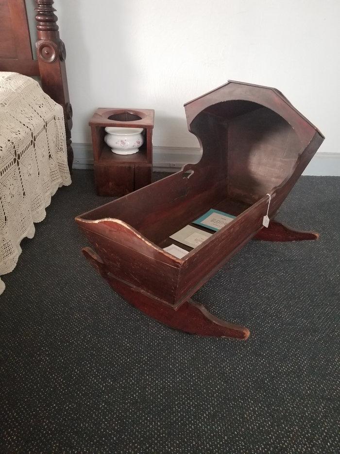 18th Century Cradle