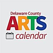 Delco Arts calendar