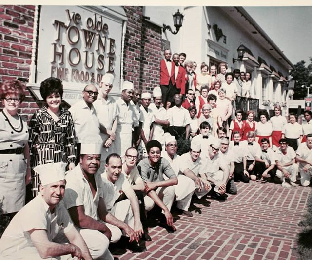 Ye Olde Towne House staff photo