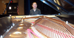 """""""First Encounter"""" recital with DelCo Symphony"""