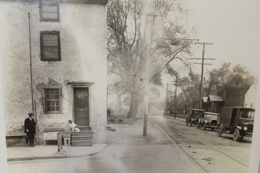 Chester, 1925.