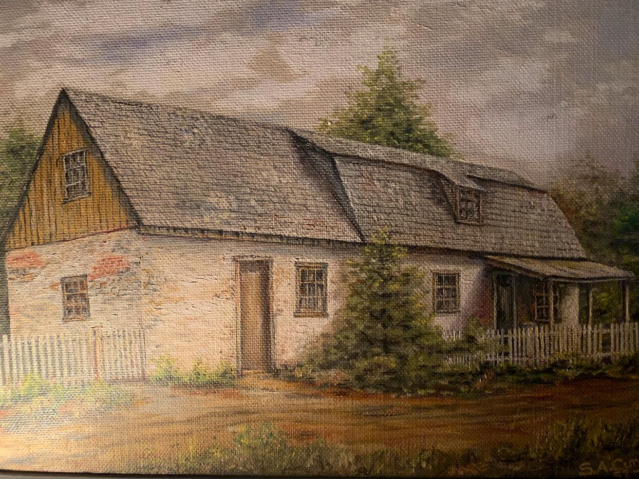 Caleb Pusey house