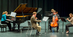 """Delaware County Symphony """"The Four Seasons of Delaware County"""" presents original score to DCHS"""