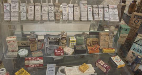 Pharmacy Items