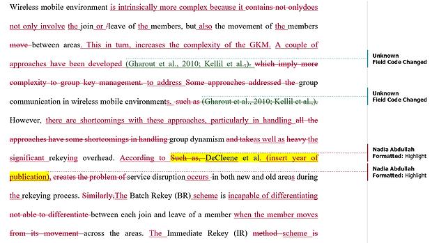 Proofreading, copy-editing, substantive editing, rewriting