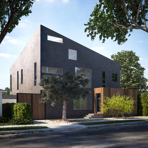 Oblique Residence