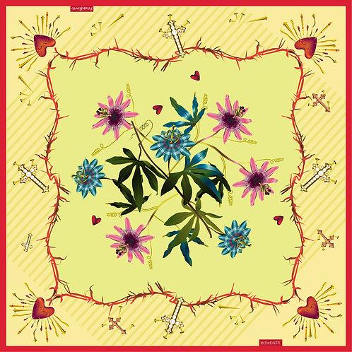 Passiflora • yellow