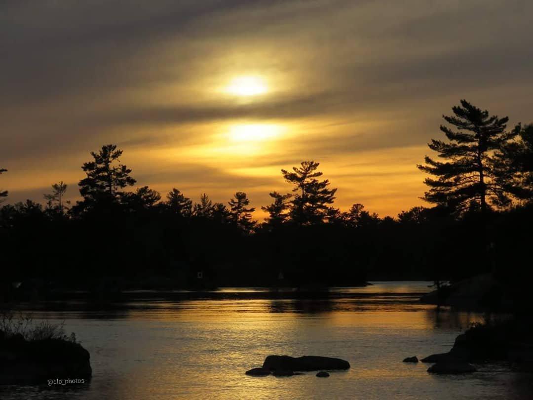 Lovesick Lake Ontario Sunset