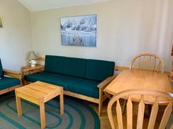 Lodge - Cottage 10 - Livingroom