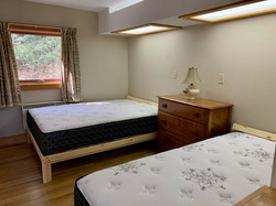 Lodge - Cottage 10 - Bedroom