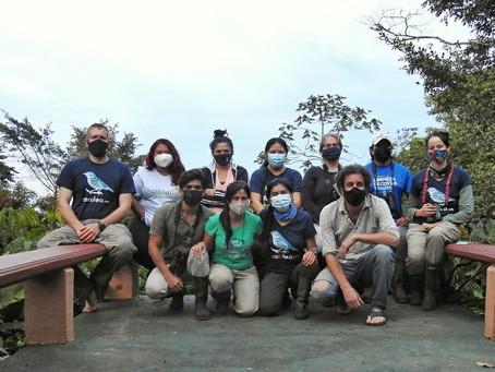 I Workshop on Advanced Techniques for Migratory Bird Research- Costa Rica