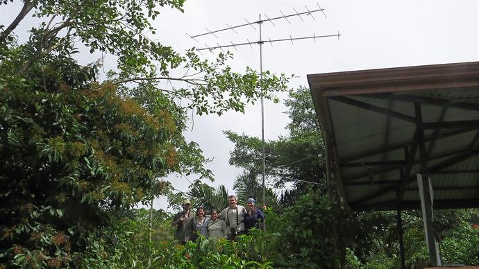 Motus station Las Brisas