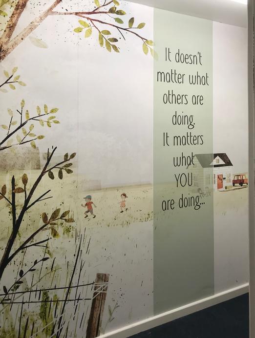 Primary School quiet room