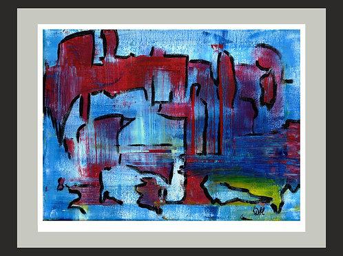 Barnard Castle fine art print