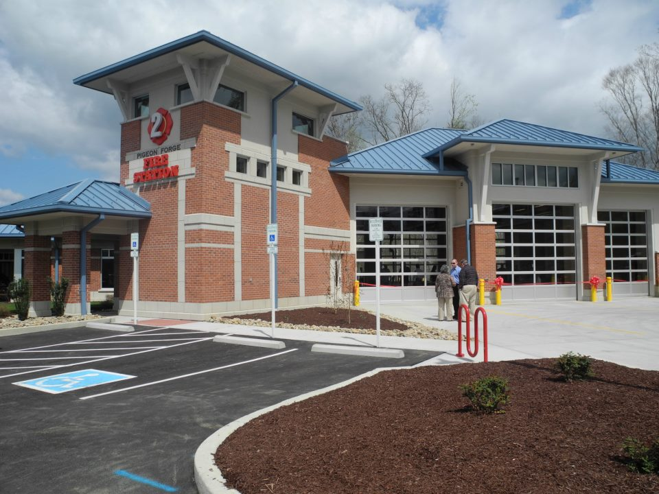 Pigeon Forge Fire Station #2