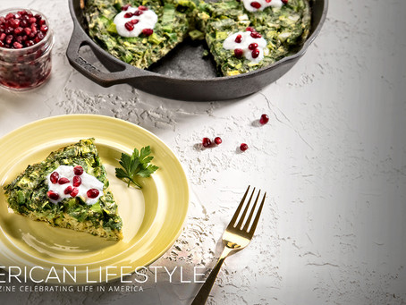 Great Healthy recipes to kick off the new year! Also other great articles!