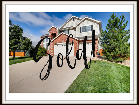Just Listed! $574,900- SOLD!