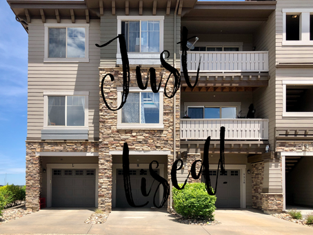 Great New Condo Just Listed in Parker, CO!