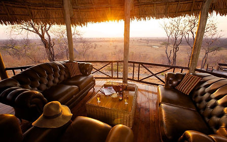 The Lost Society, Africa safari accommodation, Tanzania