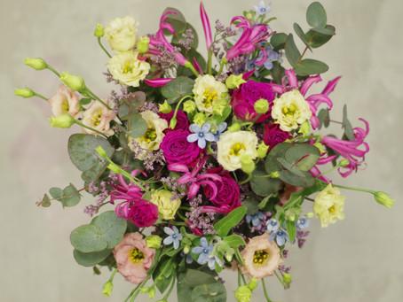 Kvetinárky - kamarátky kvetov