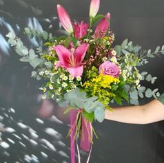 Viaceré druhy kvetov