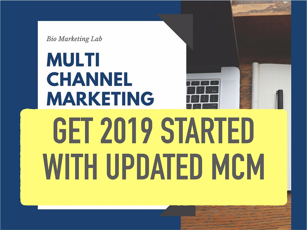 Get 2019 Started with updated MCM