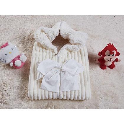 Одеяло-конверт Infanty (молоко) 75х70