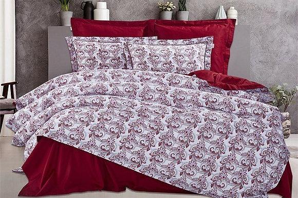 Комплект постельного белья Belkanto (бургунди)