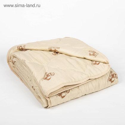 Одеяло Овечья шерсть облегченное