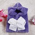 Одеяла Infanty (фиолетовый) 75х70см