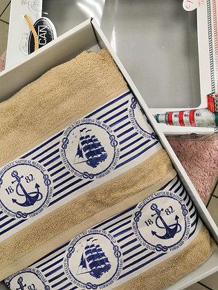 Набор полотенец Gulcan