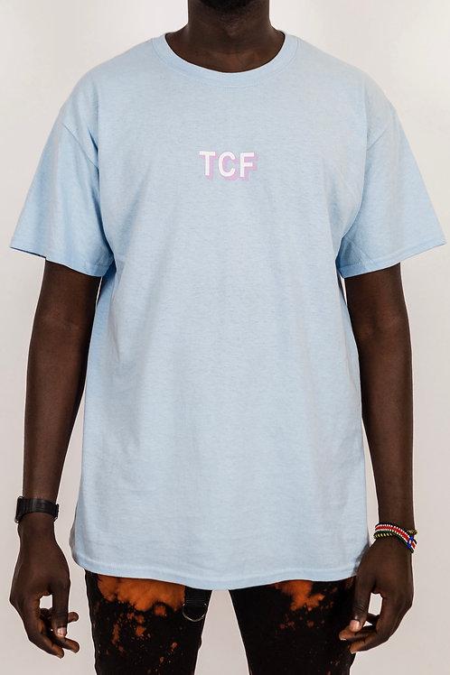 Blue TCF Tee
