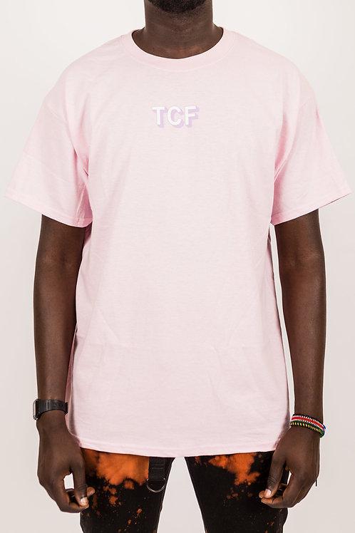 Pink TCF Tee
