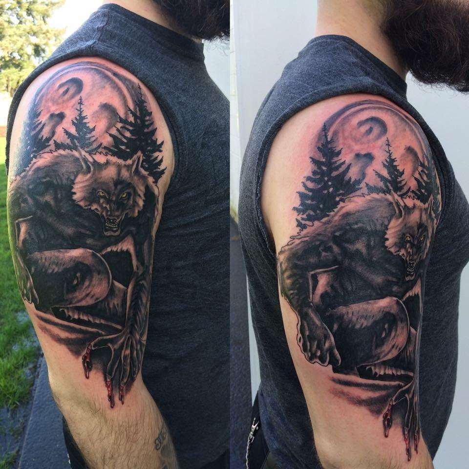 jt werewolf